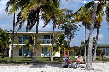 Hotel El Colony Beach Cabins
